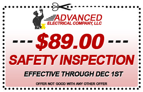 $89.00 safety inspection